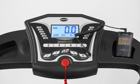 Banda de alergare electrica Scud Speed C10, 4 CP, 110 kg3