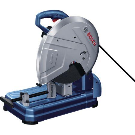 Fierastrau circular stationar pentru metale Bosch Professional GCO 14-24J, 2000 W, 355 mm, 17 kg0