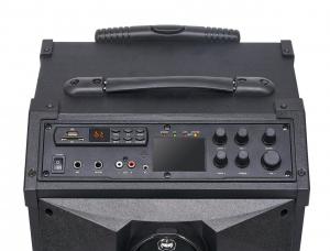 Boxa portabila Serioux Trolley SoundCase, bluetooth, SD card, USB, 40W3