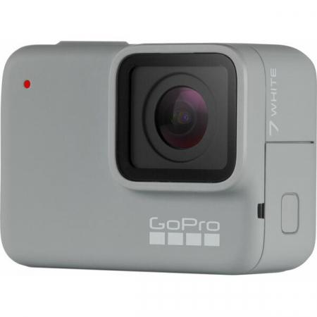 Camera video sport GoPro HERO7, Full HD, White Edition4