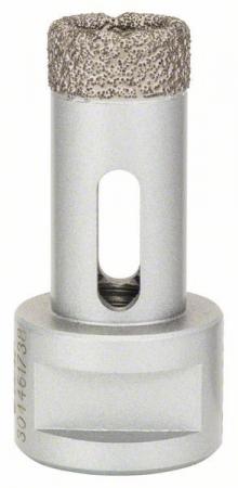 Carota diamantata Dry Speed Best pentru Ceramica 20mm (pentru gaurire uscata)0