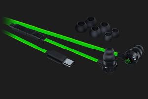 CASTI+MIC RAZER HAMMERHEAD USB-C1