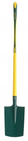 Cazma cu margine - 28 cm, coada NOVAGRIP, capat forma de mar1