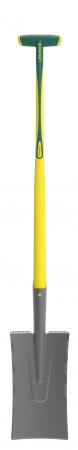 Cazma slefuita model Nord DUOPRO - 28 cm, coada NOVAGRIP, capat forma T2