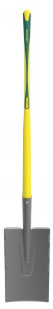 Cazma slefuita Senlis DUOPRO - 28 cm, coada NOVAGRIP, capat forma de mar [0]