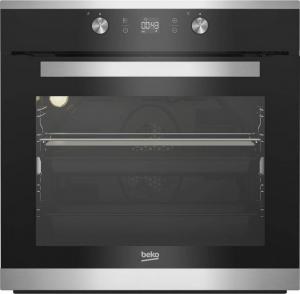 Cuptor incorporabil Beko BIM15300XPS, Electric, Autocuratare pirolitica, 71 l, Clasa A+, Grill, 3D Cooking, Inox0