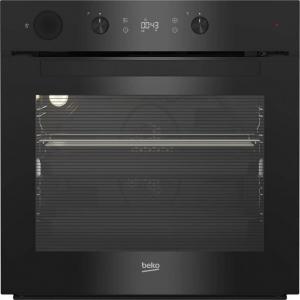 Cuptor incorporabil Beko BIS14300BPS, 71 L, Grill, Autocuratare pirolitica, Steam Assisted Cooking, Clasa A+, Negru0