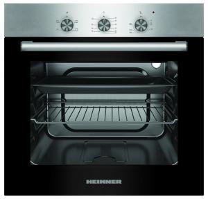 Cuptor incorporabil Heinner HBO-S624LTG-IX, Electric, 62 l, 4 functii, Grill, Clasa A, Inox0