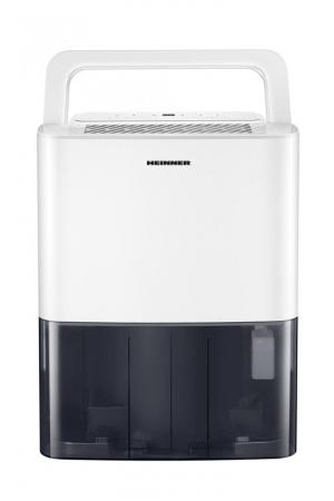 Dezumidificator Heinner HDU-M10, 10L/24h, control electronic, auto-restart, auto-oscilare, auto-dezghetare, timer 24h, 2.1L, maner, alb [2]