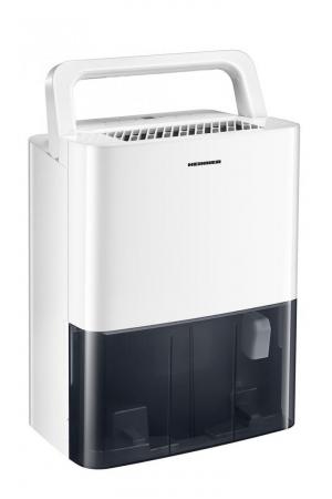 Dezumidificator Heinner HDU-M10, 10L/24h, control electronic, auto-restart, auto-oscilare, auto-dezghetare, timer 24h, 2.1L, maner, alb [1]