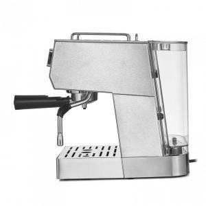 Espressor Heinner HEM-1140SS, 20 bar, 1140 W, 1.5 L, filtru dublu din inox, plita calda, Inox [2]