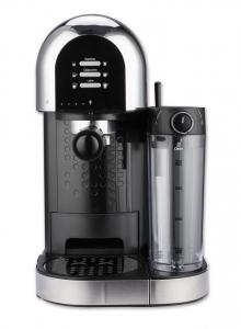 Espressor manual Heinner Coffee Dreamer HEM-DL1470BK, 1230-1470W, 20bar, , dispozitiv spumare lapte, rezervor detasabil lapte 500ml, rezervor apa 1.7L, 6 tipuri de bauturi, Negru1