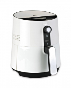 Friteuza cu aer cald Heinner HAF-1300WH, 1300 W, 2.6 l, Timer, Alb0