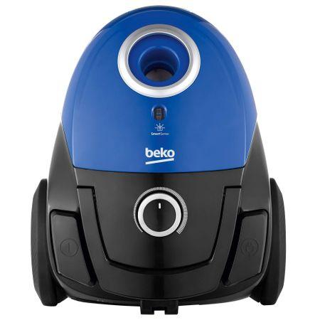 Aspirator cu sac Beko VCC34803AD, 800W, Filtru Hepa 12, Putere variabila, Perie Turbo, Albastru1
