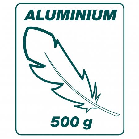 Lopata MANIPLUS din aluminiu - 30 cm,  coada din lemn, certificat PEFC 100% [1]