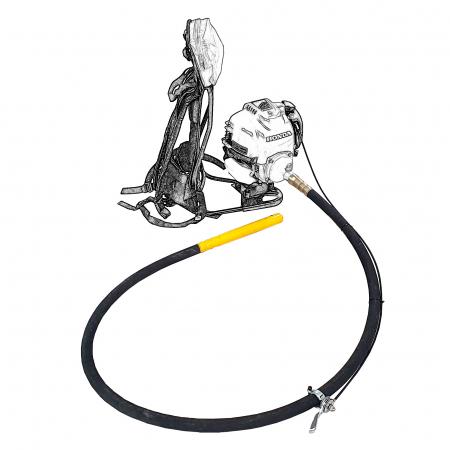 Masalta MPG3825 Lance vibratoare pentru motor MBP2