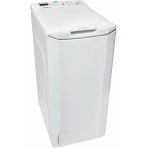 Masina de spalat rufe cu incarcare verticala Candy CST 372L-S, Afisaj LED, Smart Touch, NFC, 7 kg, 1200 R0