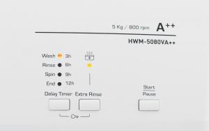 MASINA DE SPALAT HEINNER HWM-5080VA++0