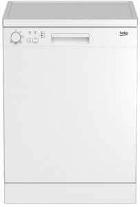 Masina de spalat vase Beko DFN05311W, 13 seturi, 5 programe, Clasa A+, Alb0