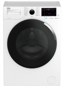 Masina de spalat rufe Beko WUE7746XW0, 7 kg, 1400 rpm, SteamCure, HomeWhiz, Motor ProSmart™ Inverter, Child Lock, Clasa A+++, Alb0