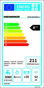 MASINA SP VASE HEINNER HDW-BI4506A++5