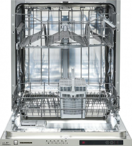 Masina de spalat vase incorporabila Heinner HDW-BI6006A++, 12 seturi, 6 programe, Clasa A++, Control electronic, Display LED, 60 cm0