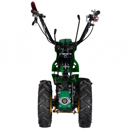 Motocultor multifunctional 9CP ProGARDEN BT330/G177, benzina, 3+2 viteze, reductor1