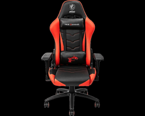 MSI MAG CH120 Gaming Chair Black/ Red1