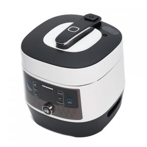 Multicooker cu gatire la presiune Heinner HPCK-6WH, 4.5 L, 14 programe, vas antiadeziv detasabil, Timer, presiune reglabila, display LED, Alb1