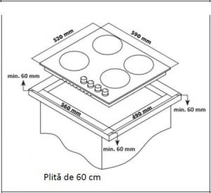 PLITA BUILT IN HEINNER HBH-S584I-IX1