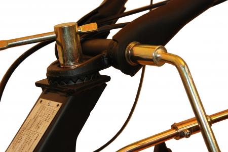 ProGARDEN HS1100D motocultor 13CP, 2+1, roti 6.00-12, far, benzina [Campo 1303]2