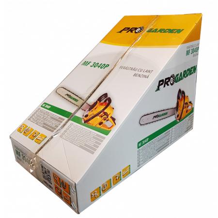Motoferastrau 450mm ProGARDEN MF3545P, 3.5CP, benzina 2t, 58cmc4