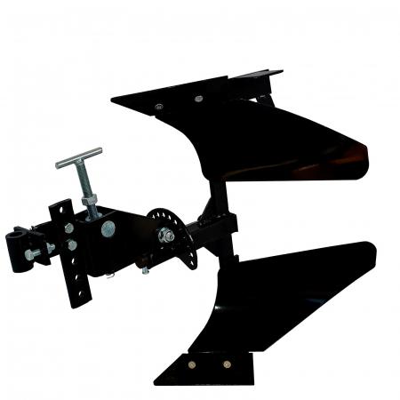 ProGARDEN PRO-PR2B plug reversibil cu doua brazdare pentru motocultor1