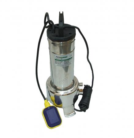 ProGARDEN VSW25-7-1.5F pompa submersibila apa usor murdara, 1500W, 500L/min0
