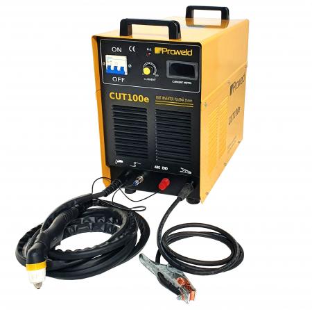 ProWELD CUT100e aparat taiere cu plasma, 400V2