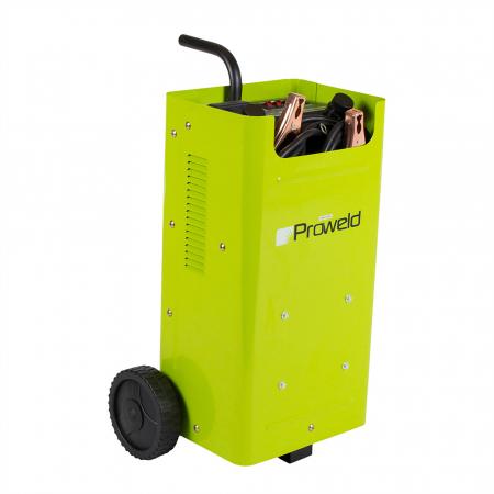 ProWELD DFC-350 redresor acumulatori 12V/24V, functie Start0