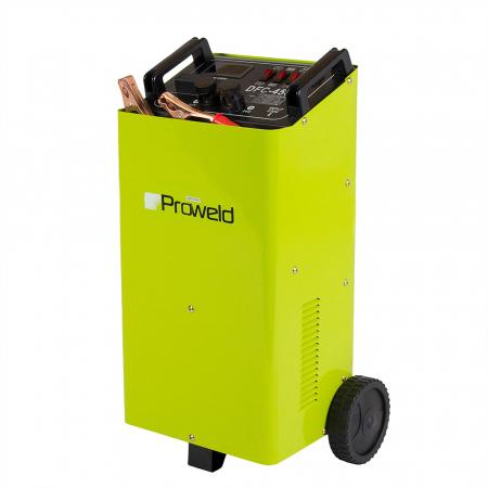 ProWELD DFC-450A redresor acumulatori 12V/24V, functie Start2