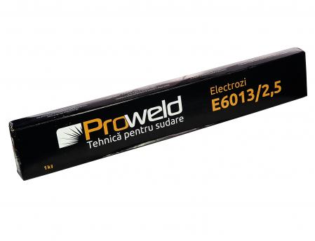ProWELD E6013 electrozi rutilici 2.5mm, 1kg0