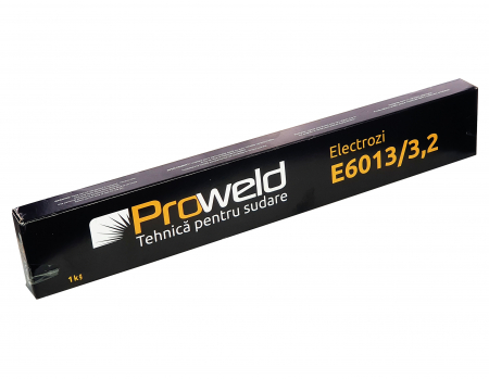 ProWELD E6013 electrozi rutilici 3.2mm, 1kg0