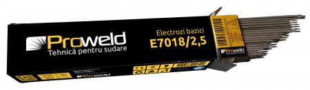 ProWELD E7018 electrozi bazici 2.5mm, 5kg1