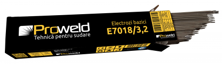 ProWELD E7018 electrozi bazici 3.2mm, 5kg1