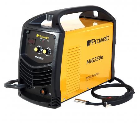 ProWELD MIG250e - Inverter sudare MIG/MAG0