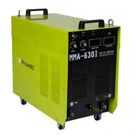 Invertor sudare ProWELD MMA-630I, 400V0
