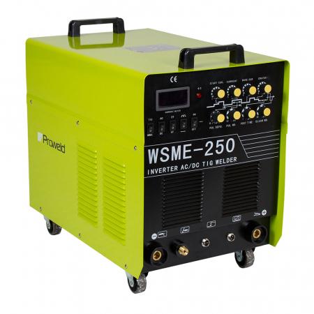 ProWELD WSME-250 AC/DC (400V), invertor sudare TIG, sudura aluminiu [0]