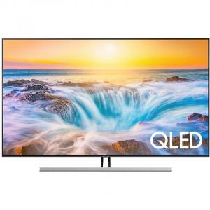 Televizor QLED Smart Samsung, 138 cm, 55Q85RA, 4K Ultra HD, Clasa B0
