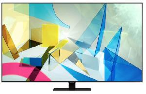 Televizor Samsung 75Q80T, 189 cm, Smart, 4K Ultra HD, QLED, Clasa A0