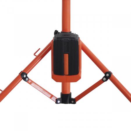 Redback ED40 Stand proiectoare LED acumulatori 40V, 2x20W, solo2