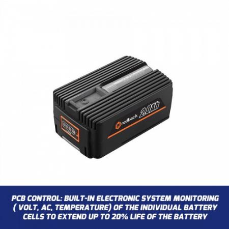 Redback EP20 Acumulator Li-Ion 40V 2Ah2