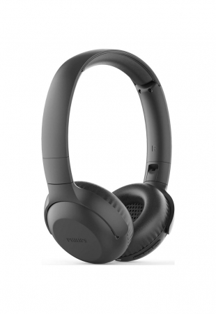 Casti Philips TAUH202BK/00 UpBeat, wireless, Negru1