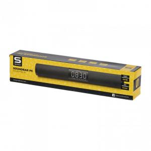 SoundBar PC Serioux SoundVibe 20W, bluetooth 4.2, acumulator, AUX, USB, Radio FM, Negru2